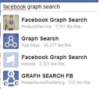 Post image for Facebook Graph Search Privacy Concerns – Be Careful What You Like