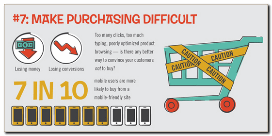 Are You Losing Out Infographic by ReachMail