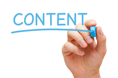 Online content marketers create and share content to attract and convert prospects into customers, and clients.