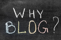 Post image for 6 Specific Reasons You Ought to Blog – Nothing Else Will Do!