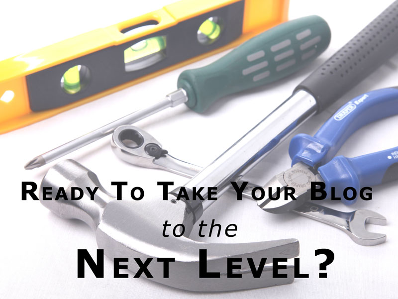 Ready To Take Your Blog to the Next Level?
