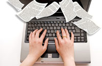 Obtain quality links from guest blog posts to increase your Google PR.