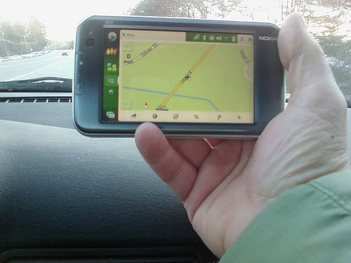 Incorporate the GPS Feature of Tablets