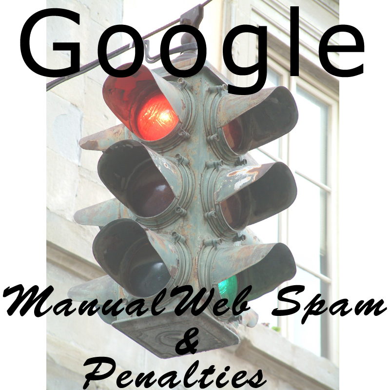 Google Manual Web Spam Notifications and Penalties