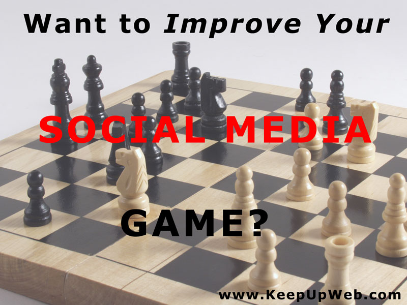 Want to improve your social media game?