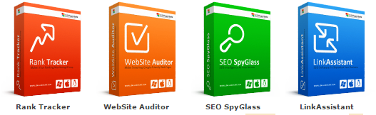 SEO PowerSuite from Link Assistant