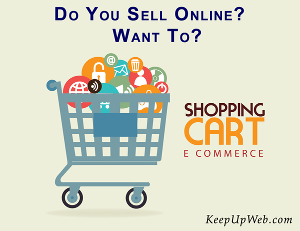 Do You Sell Online? Want To?